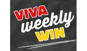 Pritchitts Viva Weekly Win