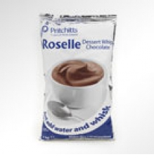 Roselle Dessert Whip Chocolate