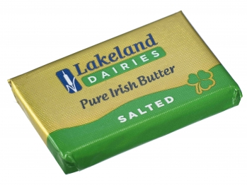 Lakeland Dairies Butter Salted (foil)