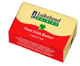 Lakeland Dairies Butter Unsalted Pritchitts