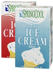 SpringCool Ice Cream Mix