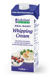 Lakeland Dairies Dairy Whipping Cream